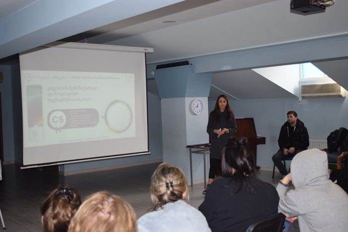 Caucasus University Presentation